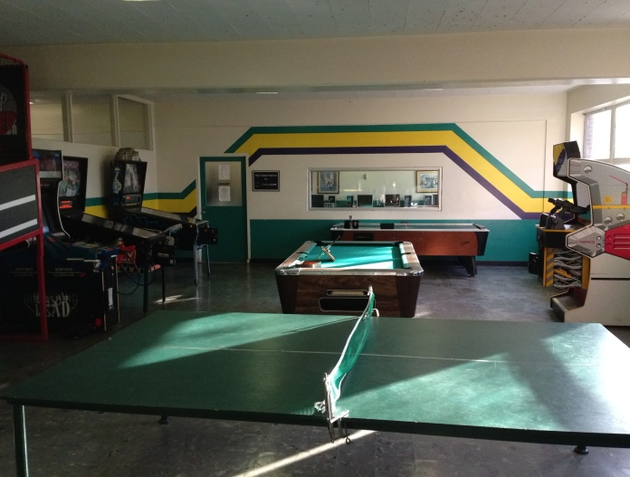 Game Room at MM Rec Center
