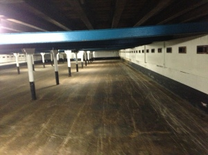 Floor Malting at Thomas Fawcett & Sons